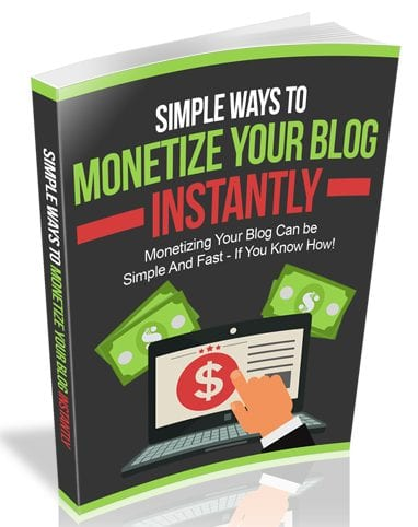 Free tools Simple ways to monetize your blog